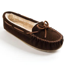 Minnetonka Women's Cally Moccasin Slippers