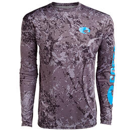 8b833aec1a Costa Del Mar Men s Tech Hexo Long Sleeve Rashguard