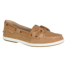 Sperry Women's Coil Ivy Perforated Boat Shoes