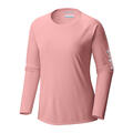 Columbia Women's PFG Tidal Long Sleeve Top alt image view 1