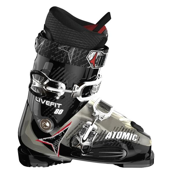 Atomic Men's Live Fit 80 All Mountain Ski Boots '14