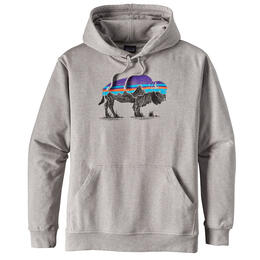 Patagonia Men's Fitz Roy Bison Midweight Pullover Hoody