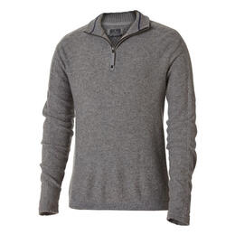 Royal Robbins Men's Fireside Wool Pullover 1/4 Zip Sweater