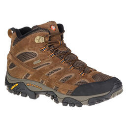 Merrell Men's Moab 2 Mid Waterproof Wide Hiking Boots