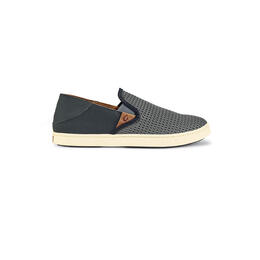 OluKai Women's Pehuea Casual Shoes Charcoal/Dark Shadow