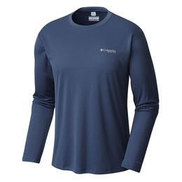 Columbia Men's Pfg Zero Rules Long Sleeve Shirt