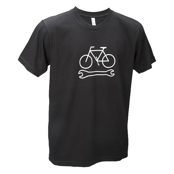 Park Tools TSW-1 Bike Wrench T-Shirt