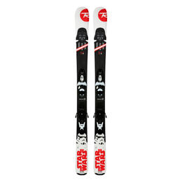 Rossignol Boy's Star Wars Skis with Kid-X 4 Bindings '18