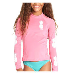 Billabong Girl's Surf Days Longsleeve Rashguard