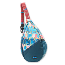 Kavu Women's Paxton Pack Stained Glass Backpack
