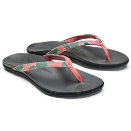 Olukai Women's Ho'opio Ae'o Beach Sandals