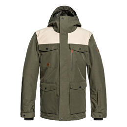 Quiksilver Men's Raft Jacket