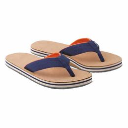 Hari Mari Men's Scouts Sandals Navy/Orange