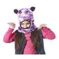 Screamer Girl's Camo Cat Facemask