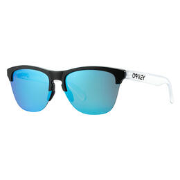 Oakley Frogskins Lite Sunglasses with Prizm Sapphire Lens