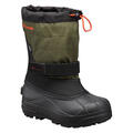 Columbia Youth Powderbug Plus II Winter Boots Green