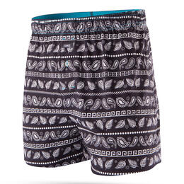 Stance Men's Paisley Stripes Boxers