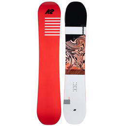K2 Men's Raygun Pop Wide Snowboard '21