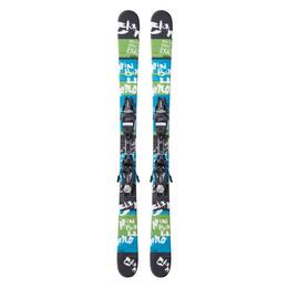 Elan Youth Pinball Pro Skis with QT EL 7.5 Bindings '15