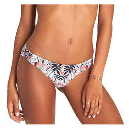 Billabong Women's Wave Daze Lowrider Bikini Bottoms