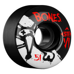 Bones STF V1 Series Skateboard Wheels (4 Pack)