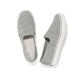 27d7899e6bfb3 Keds Women s Double Decker Twill Jersey Casual Shoes