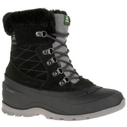 Kamik Women's Snovalley Low-Cut Winter Boots