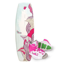 Liquid Force Girl's Dream Wakeboard '17 w/ Dream Bindings