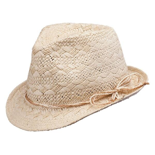 Peter Grimm Women's Craven Fedora Hat (Natural)