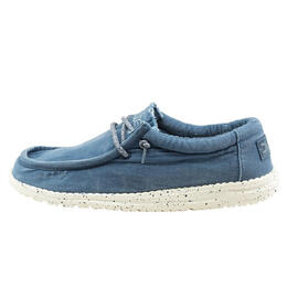 Hey Dude Men's Wally Washed Casual Shoes