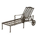Hanamint Berkshire Bronze Chaise Lounge
