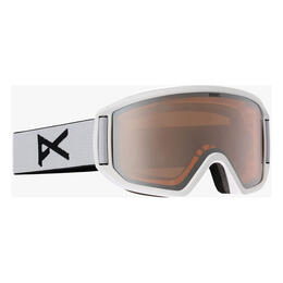 Anon Relapse Snow Goggles With Silver Amber Lens