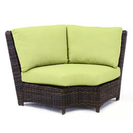 South Sea Rattan Saint Tropez Sectional Corner Piece