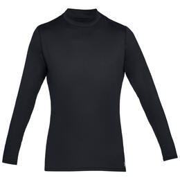 Under Armour Men's Coldgear Armour Fitted Long Sleeve Mock