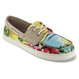 Sanuk Women's Tropic Sailaway Casual Cabrio Shoes