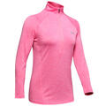 Under Armour Women's UA Tech™ Twist Half Zip Top alt image view 8