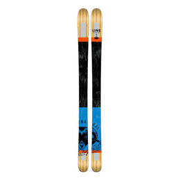 Line Men's Supernatural 86 All Mountain Skis '17