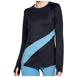 Under Armour Women's Cold Gear Graphic Long Sleeve Shirt