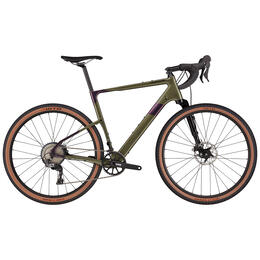 Cannondale Men's Topstone Carbon Lefty 3 Gravel Bike '21