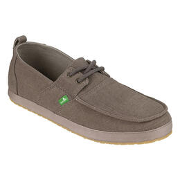 Sanuk Men's Admiral Linen Shoes
