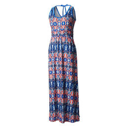 Mountain Hardwear Women's Dryspun Perfect Maxi Printed Dress