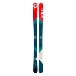 Snow Skis without Bindings
