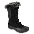 The North Face Women's Nuptse Purna Apres Boots Black Right Side