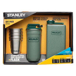 Stanley Adventure Steel Shots Flask Gift Set