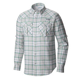 Columbia Men's Beadhead Flannel Long Sleeve Shirt