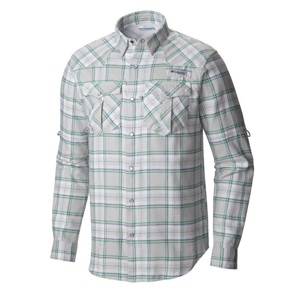 Columbia Men's Beadhead Flannel Long Sleeve