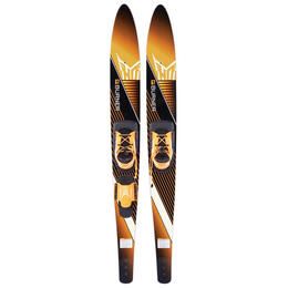 HO Sports Men's Burner Combo Water Skis With Blaze Bindings '20
