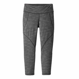Patagonia Women's Space Dye Centered Crop Capri Leggings