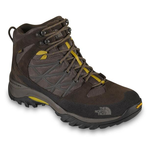 The North Face Men's Storm Mid Waterproof Hiking Boots