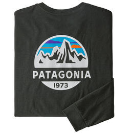 Patagonia Men's Fitz Roy Scope Long-Sleeved Responsibili-Tee®